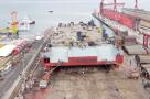 TB6000 Barge Launching